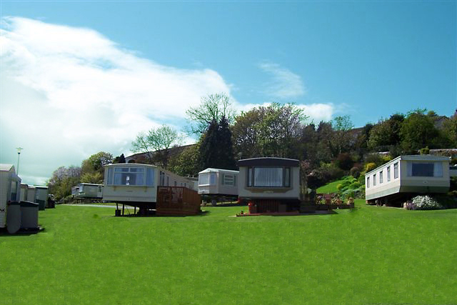 Beautiful New And Used Caravans For Sale On Quiet Family Park In Llandudno